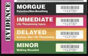 Triage labels