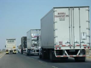 trucks-passing